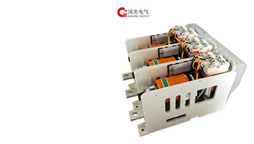 Low-francese voltage cupping Contactor
