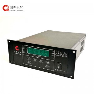 Factory supplied Plasma Cleaner -