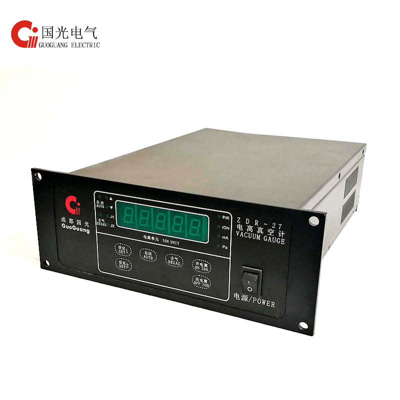 Hot Cathode Ionization Vacuum Controller ZDR-27 Featured Image
