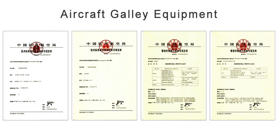 Aircraft Birlinn Equipment