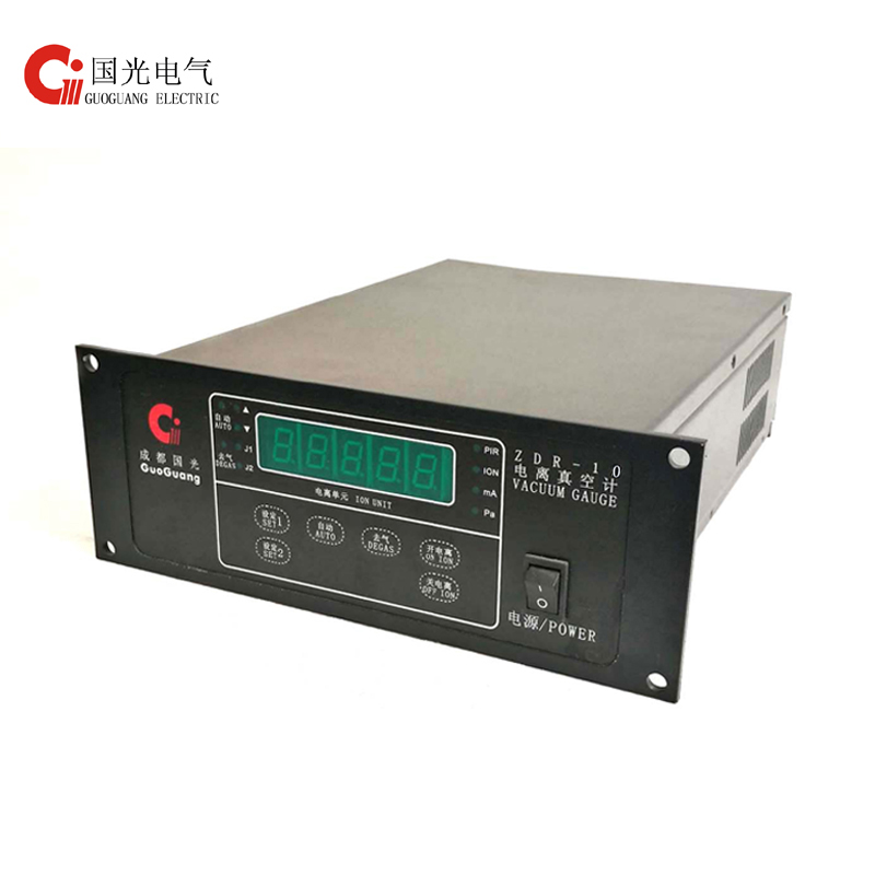 Hot Cathode Ionization Vacuum Controller ZDR-10 Featured Image