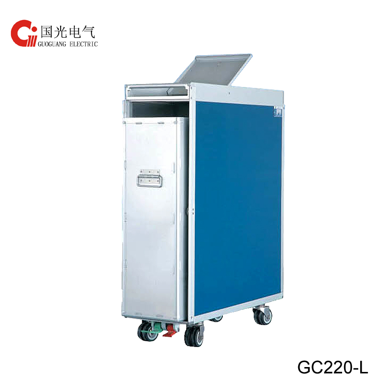 GC220-L Full size Waste Recycling Trolley Featured Image