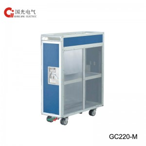 GC220-M Full size Duty free Service Trolley