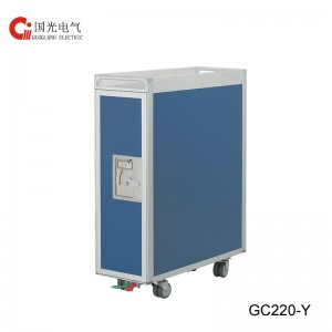 GC220-Y Full size Beverage Trolley