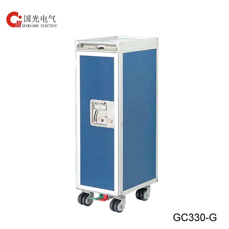 GC330-G Half size Meal Trolley with Dry-ice Tray Featured Image
