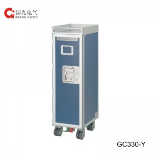 GC330-Y Half size Beverage Trolley