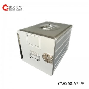GWX98-A2-LF Aluminum Standard Container