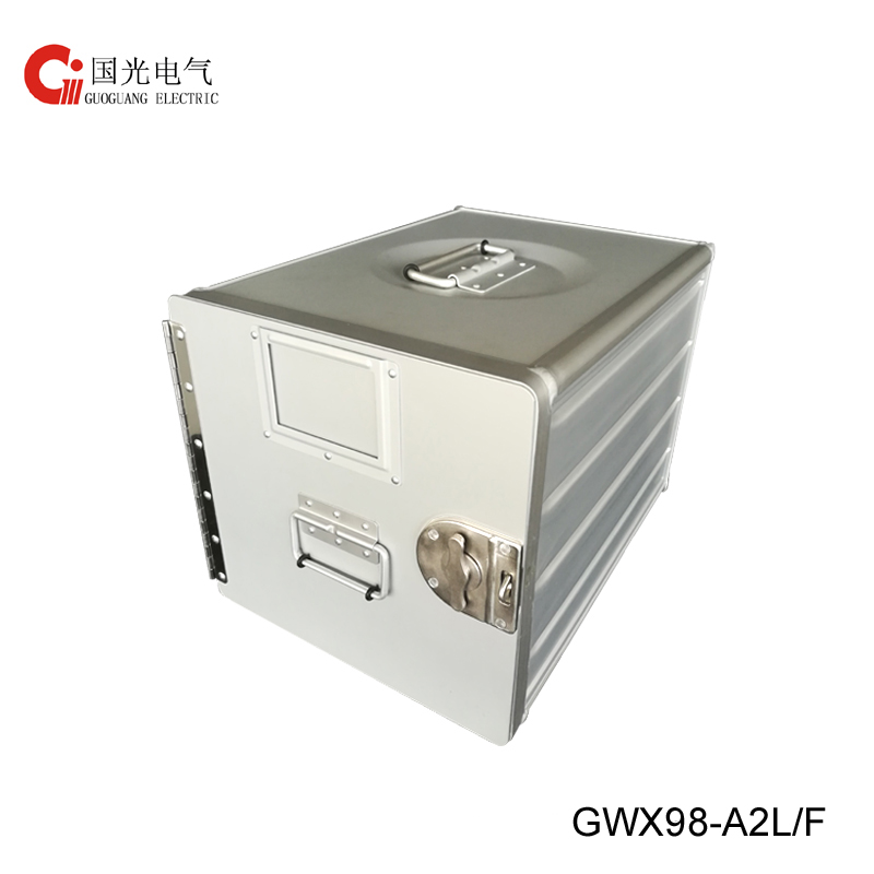 GWX98-A2-LF Aluminum Standard Container Featured Image