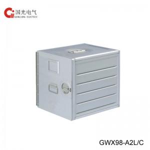 GWX98-A2L-C Aluminum Standard Container