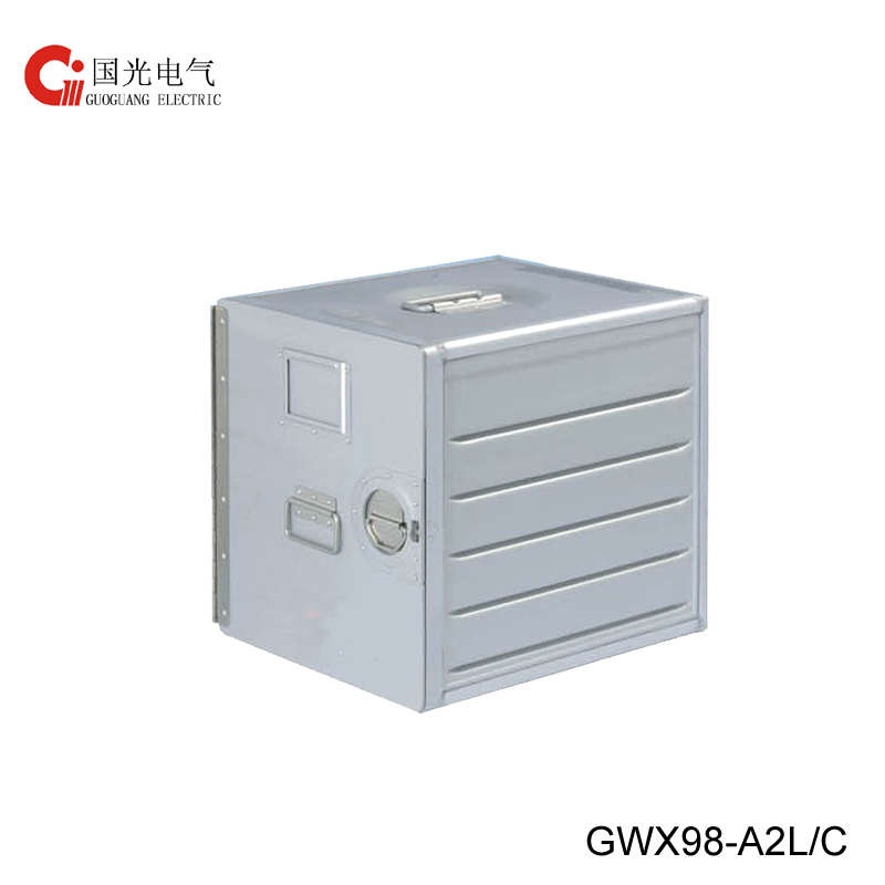 GWX98-A2L-C Aluminum Standard Container Featured Image