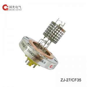 ذيشان رشيد Cathode Ionization ويڪيوم Sensor ZJ-27 CF35