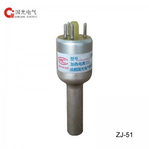 Thermoelement-Vakuumsensor ZJ-51
