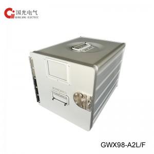GWX98-A2-LF Aluminum Standard Container