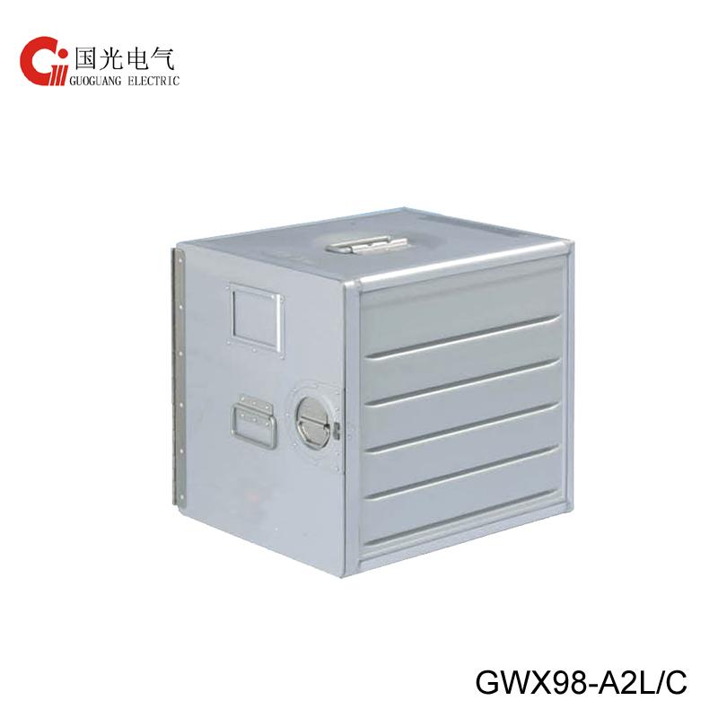 GWX98-A2L-C Aluminum Standard Container Featured Image