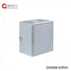 GWX98-K2R-H Aluminum Standard Container