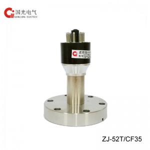 Pirani Vacuum Sensor ZJ-52T CF35-1
